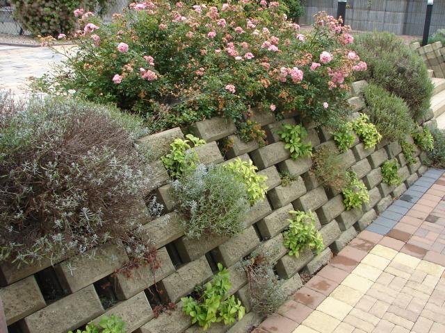 Projektové studio sestavte si svou mozaiku na zahradě