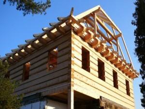 Stavební dozor dřevostavby